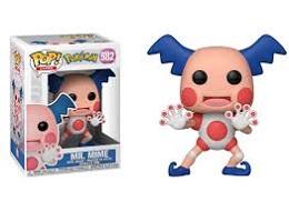 Funko POP: Games: Pokemon Season 2: Mr. Mime - Used