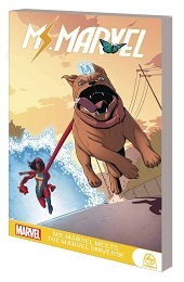 Ms. Marvel Meets the Marvel Universe TP