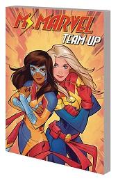 Ms. Marvel Team-Up TP