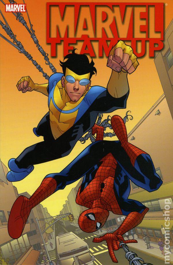 Marvel Team-Up: Volume 3: League of Losers TP - Used