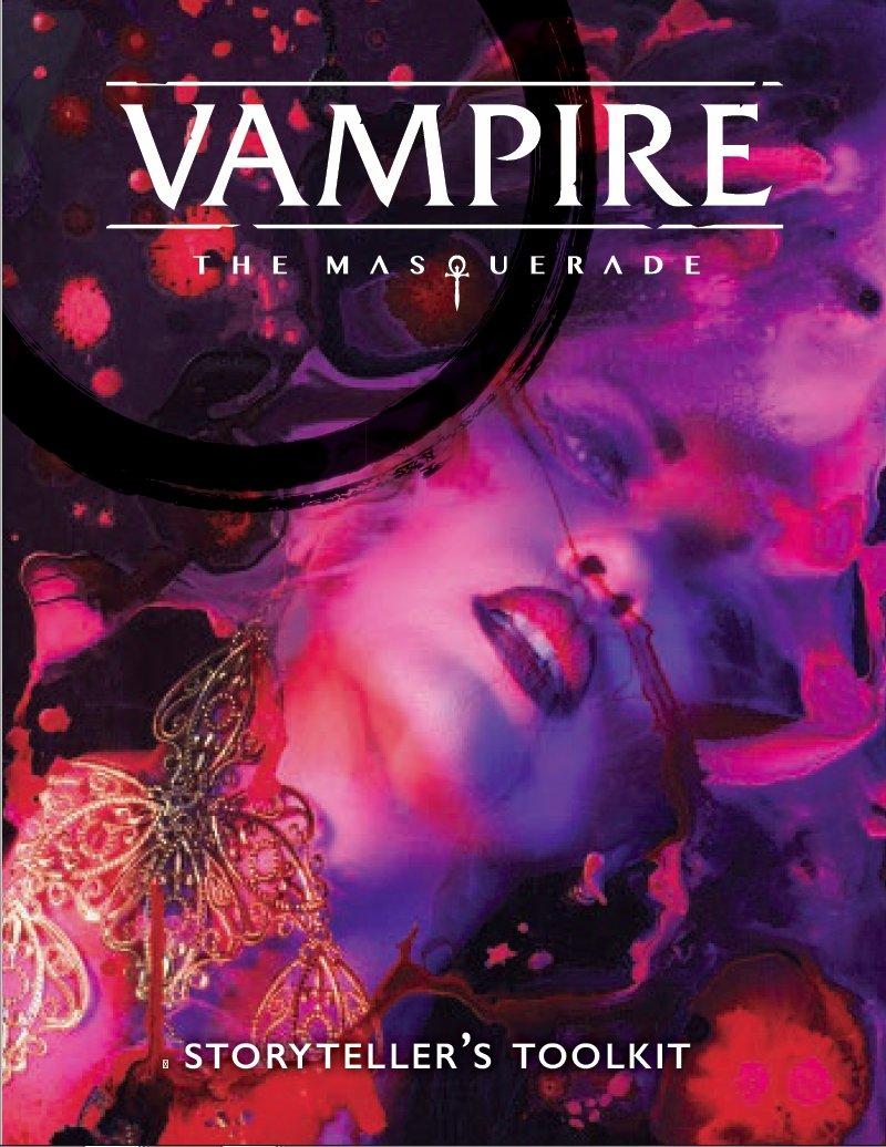 Vampire: the Masquerade 5th Ed: Storyteller Screen