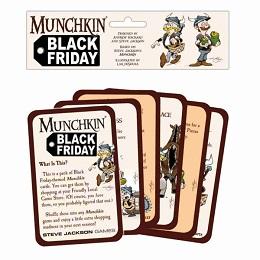 Munchkin: Munchkin Black Friday