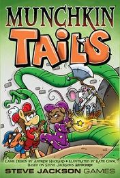 Munchkin Tails Card Game