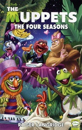 Muppets: The Four Seasons (2012 Series) Complete Bundle - Used
