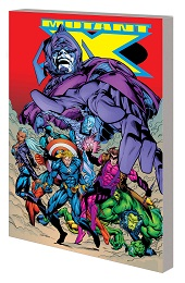 Mutant X Complete Collection Volume 2 TP