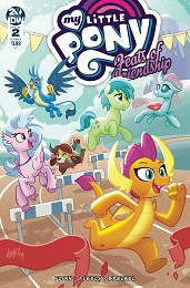 My Little Pony: Feats of Friendship no. 2 (2019 Series)