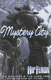 Mystery City Hip Flask TP (2005) (Prestige Format) - Used