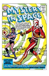 Mystery in Space no. 75 (1962 Series) (Facsimile Edition)