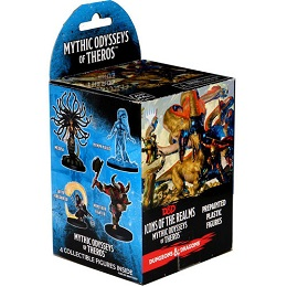 Dungeons and Dragons: Icons of the Realms: Mythic Odysseys of Theros Booster Pack