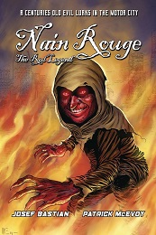 Nain Rouge: Red Legend TP