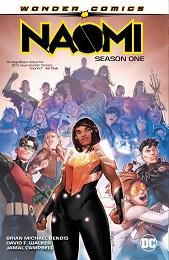 Naomi Season One TP
