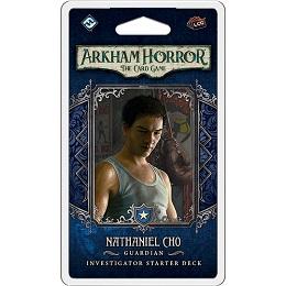 Arkham Horror LCG: Nathaniel Cho Investigator Starter Deck