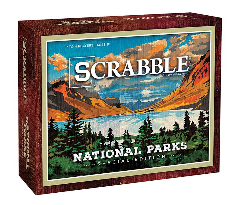 Scrabble: National Parks Edition