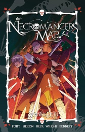 The Necromancers Map Complete TP