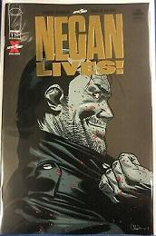 Negan Lives no. 1 (2020 Series) (Bronze Variant)