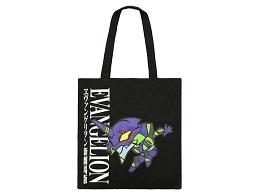 Neon Genesis Canvas Tote Bag