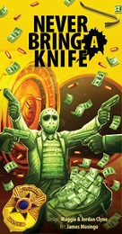 Never Bring a Knife Card Game