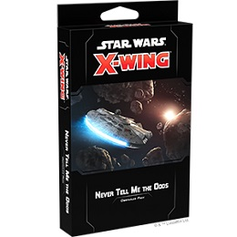 Star Wars X-Wing 2nd Edition: Never Tell me the Odds Obstacles Pack