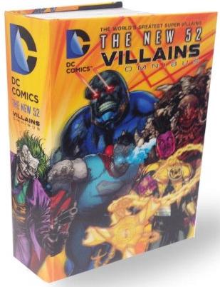 The New 52: Villains Omnibus HC - Used