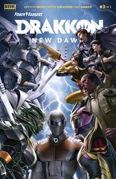 Power Rangers Drakkon: New Dawn no. 3 (2020 Series)