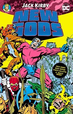 New Gods by Jack Kirby TP