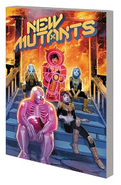 New Mutants By Ed Brisson Volume 1