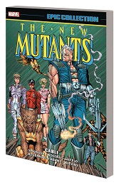 New Mutants Epic Collection: Cable TP