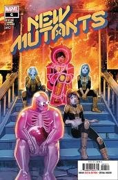 New Mutants no. 6 (2019 Series)