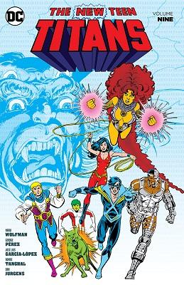 New Teen Titans: Volume 9 TP