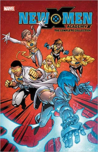 New X-Men: Academy X Complete Collection TP