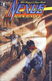 Nexus: Alien Justice (1992 Series) Complete Bundle - Used