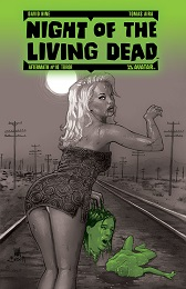 Night of the Living Dead: Aftermath no. 10 (2012 series) (Terror Variant)