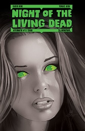 Night of the Living Dead: Aftermath no. 11 (2012 series) (Terror Variant)