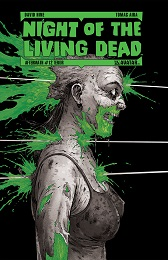 Night of the Living Dead: Aftermath no. 12 (2012 series) (Terror Variant)