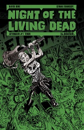 Night of the Living Dead: Aftermath no. 1 (2012 series) (Terror Variant)