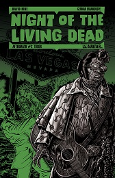Night of the Living Dead: Aftermath no. 2 (2012 series) (Terror Variant)