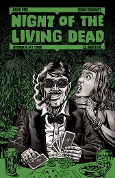 Night of the Living Dead: Aftermath no. 3 (2012 series) (Terror Variant)