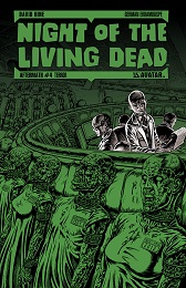 Night of the Living Dead: Aftermath no. 4 (2012 series) (Terror Variant)
