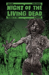 Night of the Living Dead: Aftermath no. 5 (2012 series) (Terror Variant)