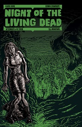 Night of the Living Dead: Aftermath no. 6 (2012 series) (Terror Variant)