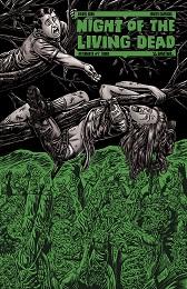 Night of the Living Dead: Aftermath no. 7 (2012 series) (Terror Variant)