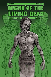 Night of the Living Dead: Aftermath no. 8 (2012 series) (Terror Variant)