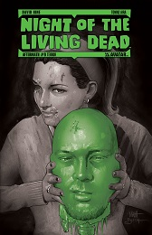 Night of the Living Dead: Aftermath no. 9 (2012 series) (Terror Variant)