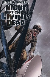 Night of the Living Dead: Annual no. 1 (2012 series) (Foil Variant)