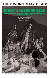Night of the Living Dead: Death Valley no. 1 (2012 Series) (Classic Variant)