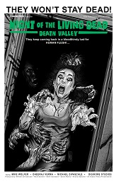 Night of the Living Dead: Death Valley no. 3 (2012 Series) (Classic Variant)