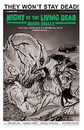 Night of the Living Dead: Death Valley no. 4 (2012 Series) (Classic Variant)