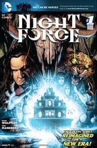 Night Force (2012) Complete Bundle - Used