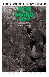 Night of the Living Dead Annual (2011 Series) (Classic Variant)