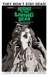 Night of the Living Dead no. 1 (2012 Series) (Classic Variant) (MR)